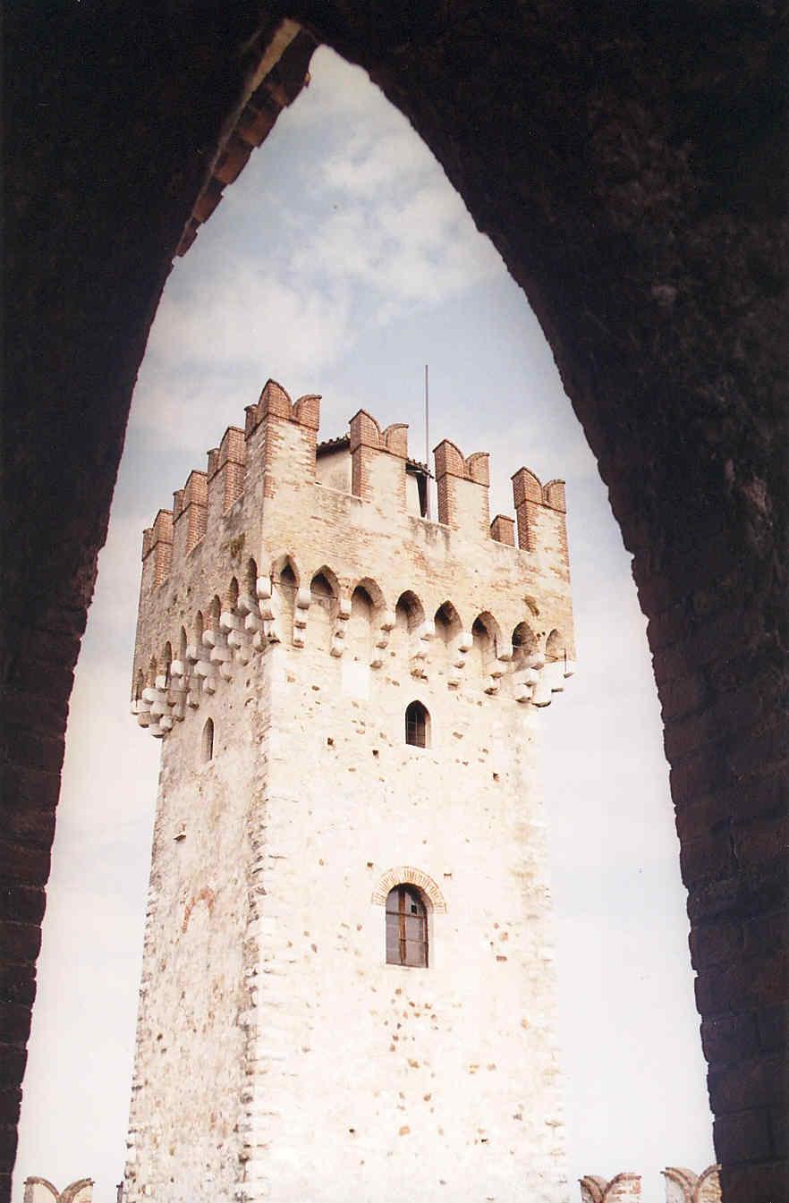 El castillo de Sirmione