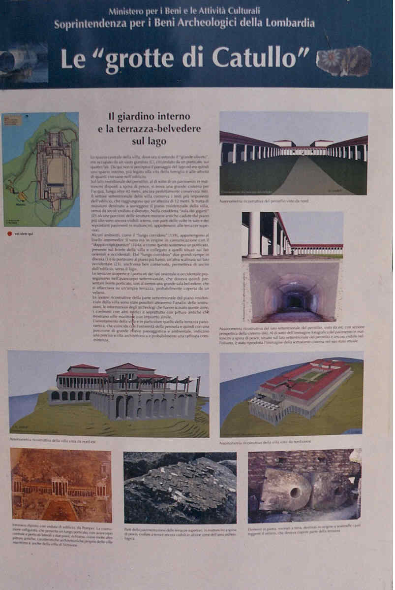La Villa de Catulo en Sirmione 3