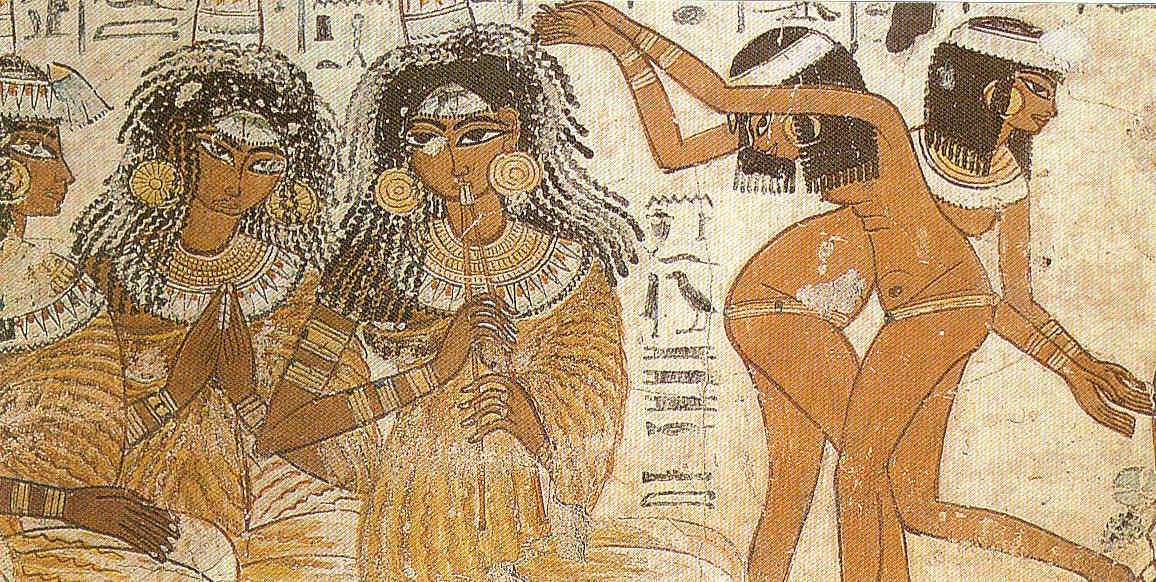 Pintura egipcia 1