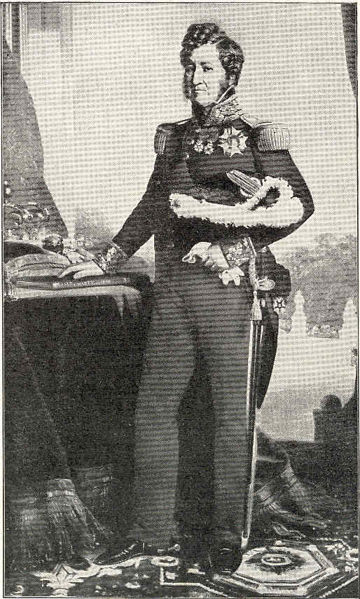 París 60 Duque de Orleáns Proclamación de urgencia Ley electoral