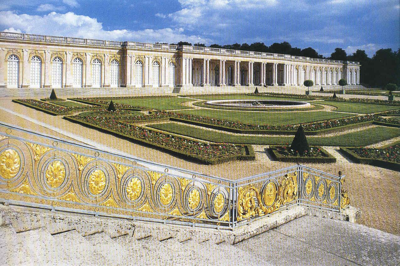 Todo sobre el Palacio de Versalles Barroco 5 Pintura 130