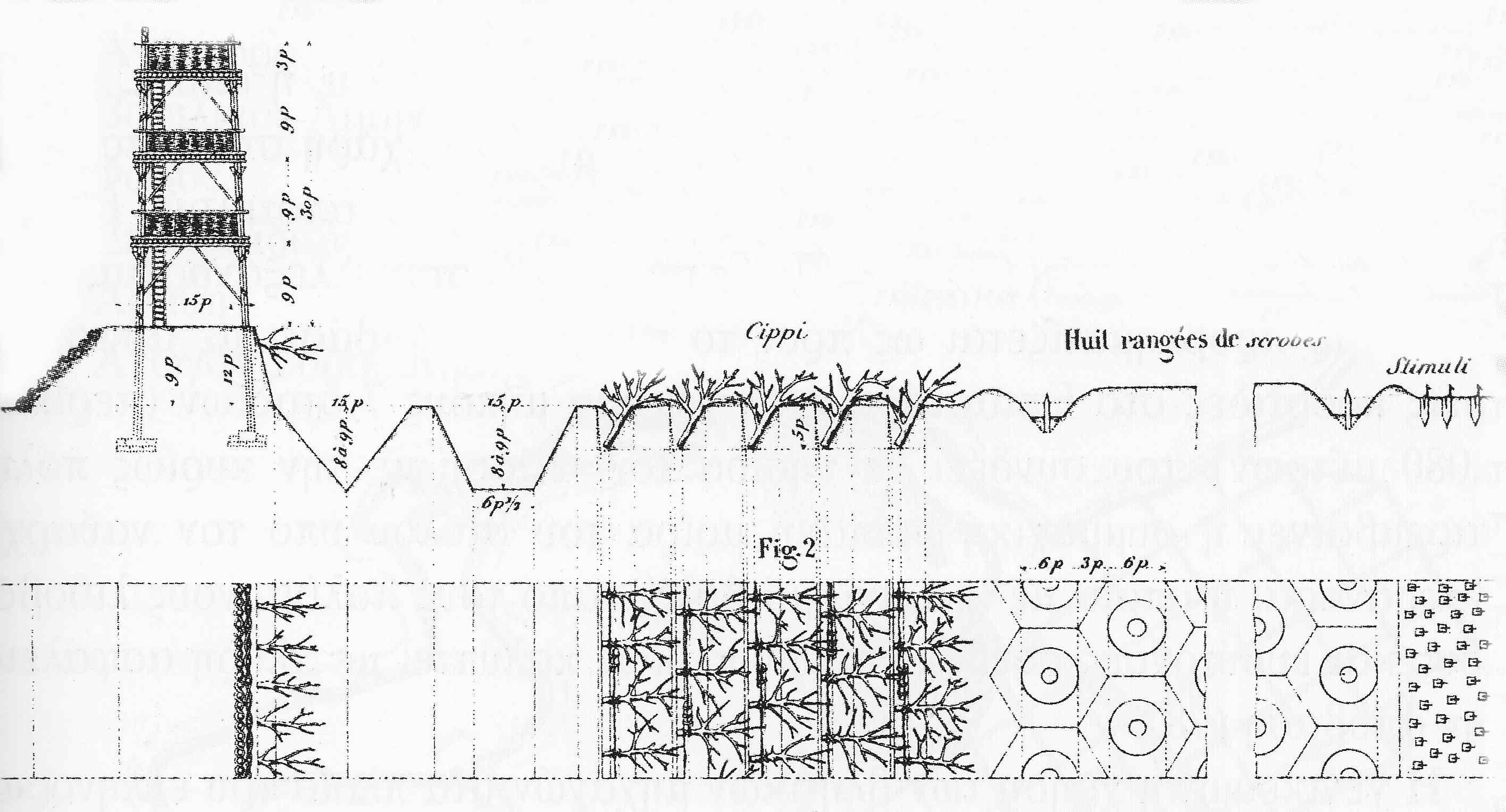 Egipto Antiguo 142 El sitio de Alesia Fase previa