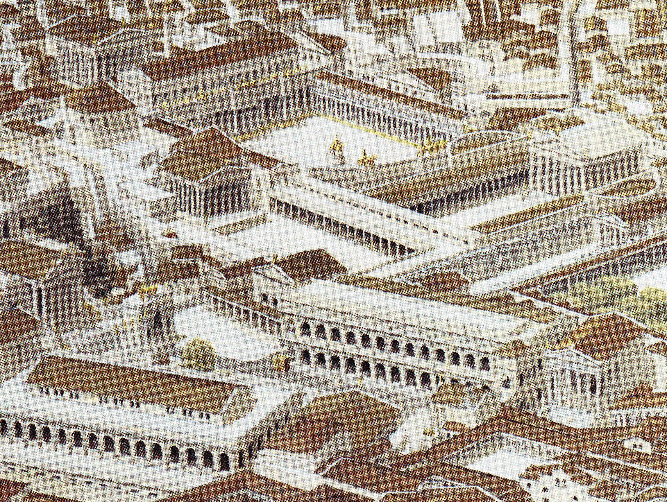 Egipto Antiguo 206 Vamos a las Termas