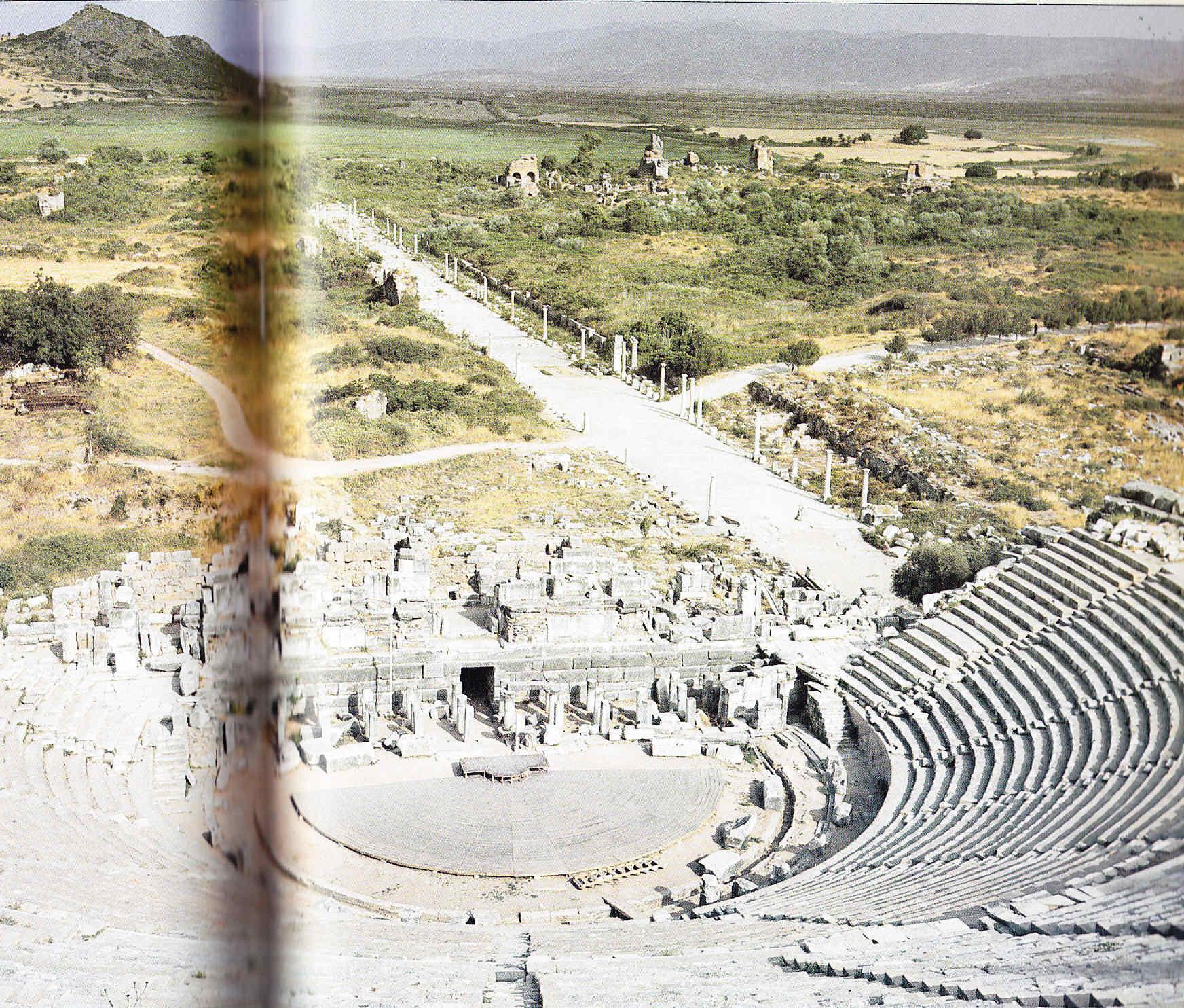 Egipto Antiguo 207 Vamos al Teatro