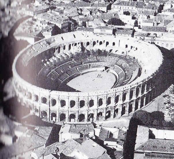 Egipto Antiguo 208 Anfiteatros en la vida romana
