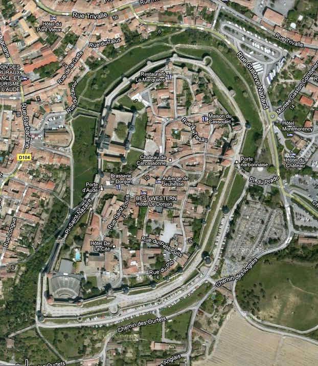 Murallas que no se demolieron Ávila
