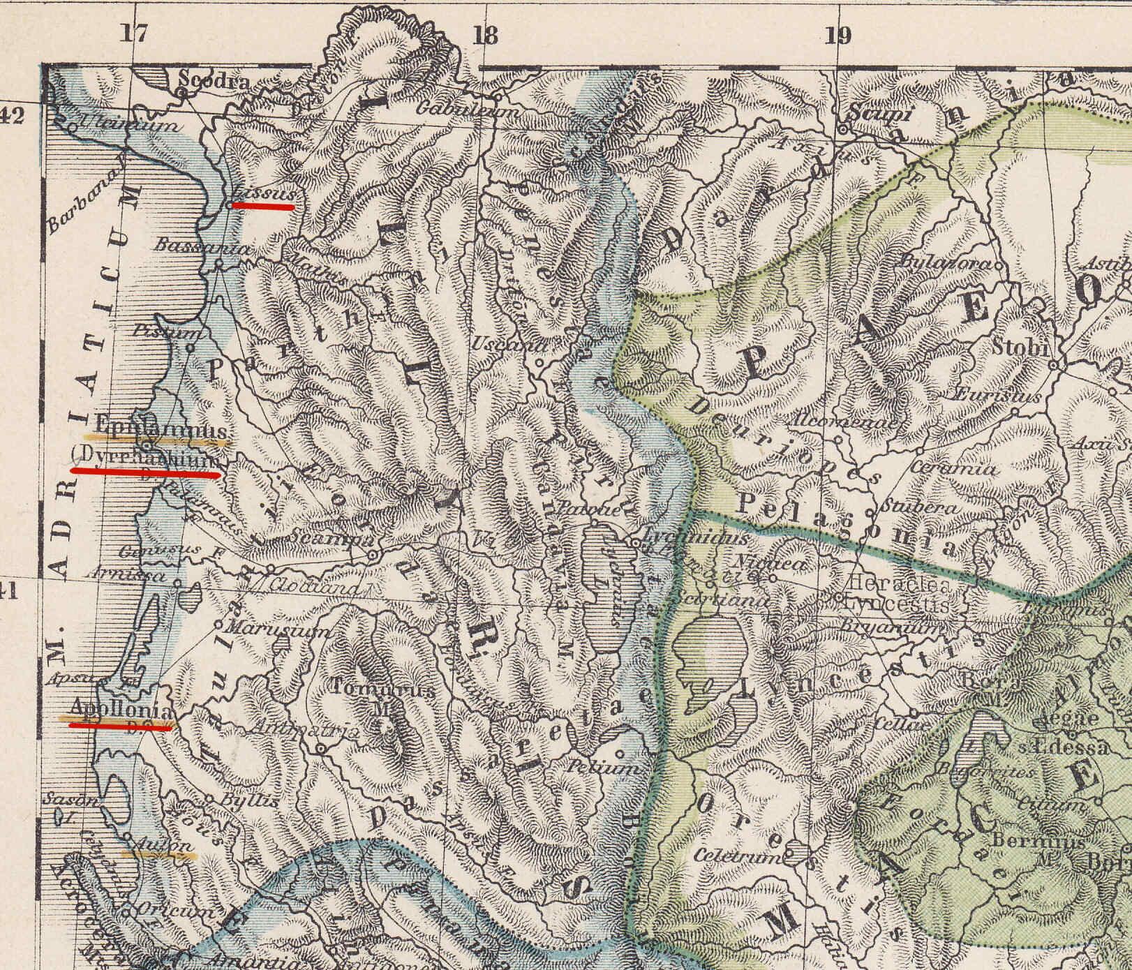 Egipto Antiguo 141 Julio César y Pompeyo Batalla de Dirrachium