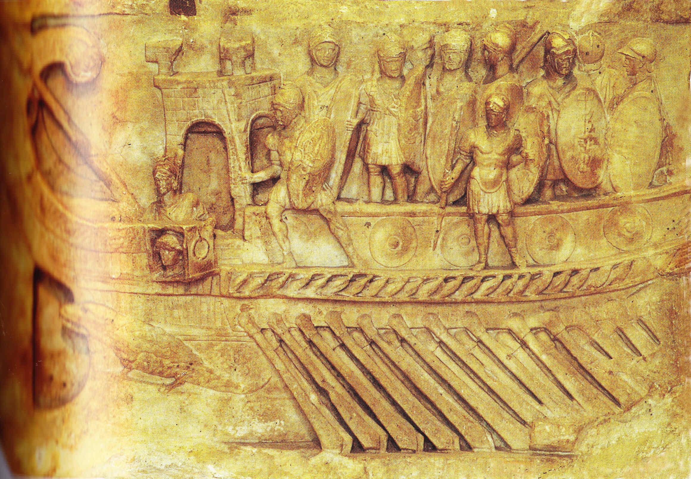 Egipto Antiguo 148 Llegada de refuerzos