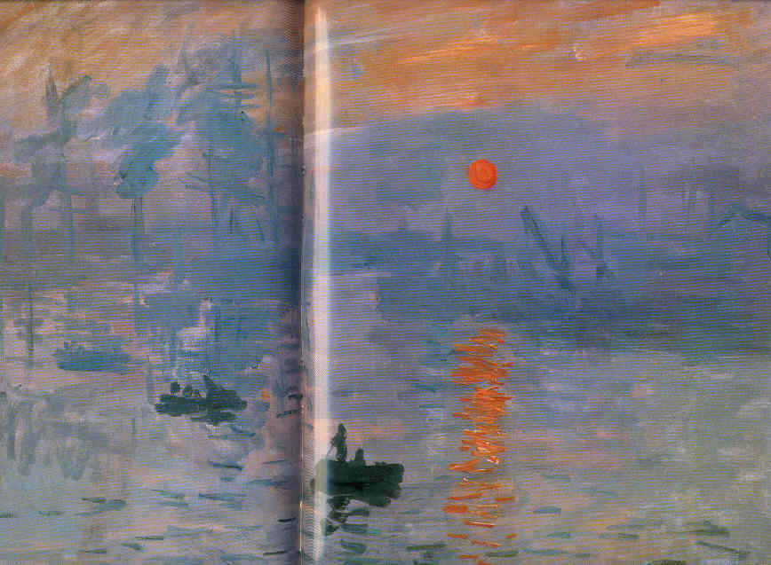 La Pintura 66 Monet Fin de su primera fase