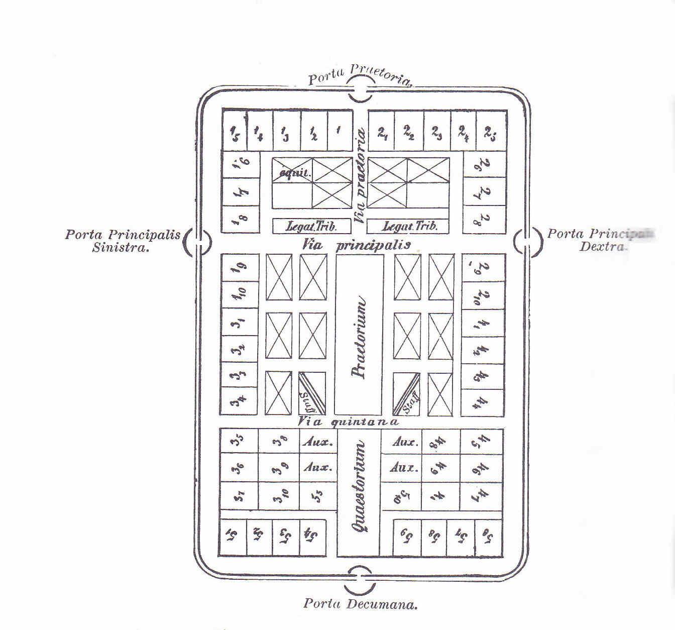 Egipto Antiguo 127 Problemas de Julio César escaso de tropas