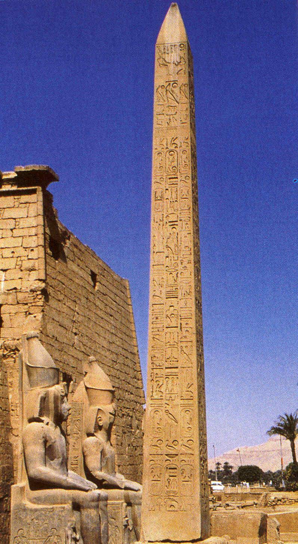 La construcción en el antiguo Egipto c