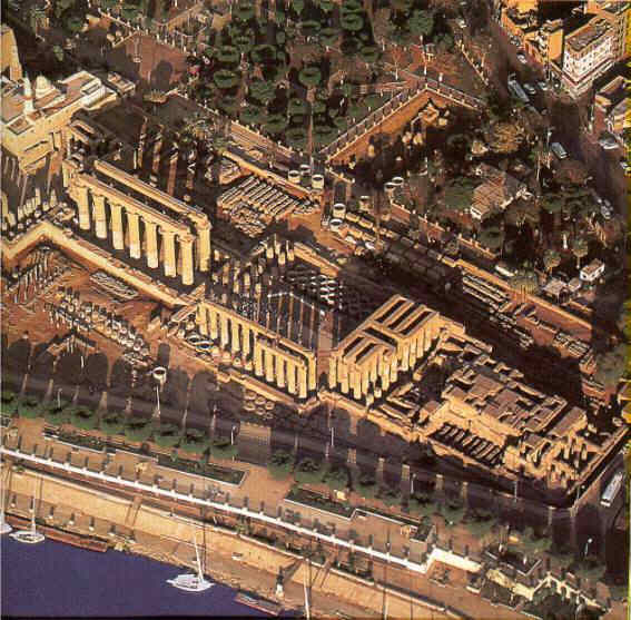 Luxor ube