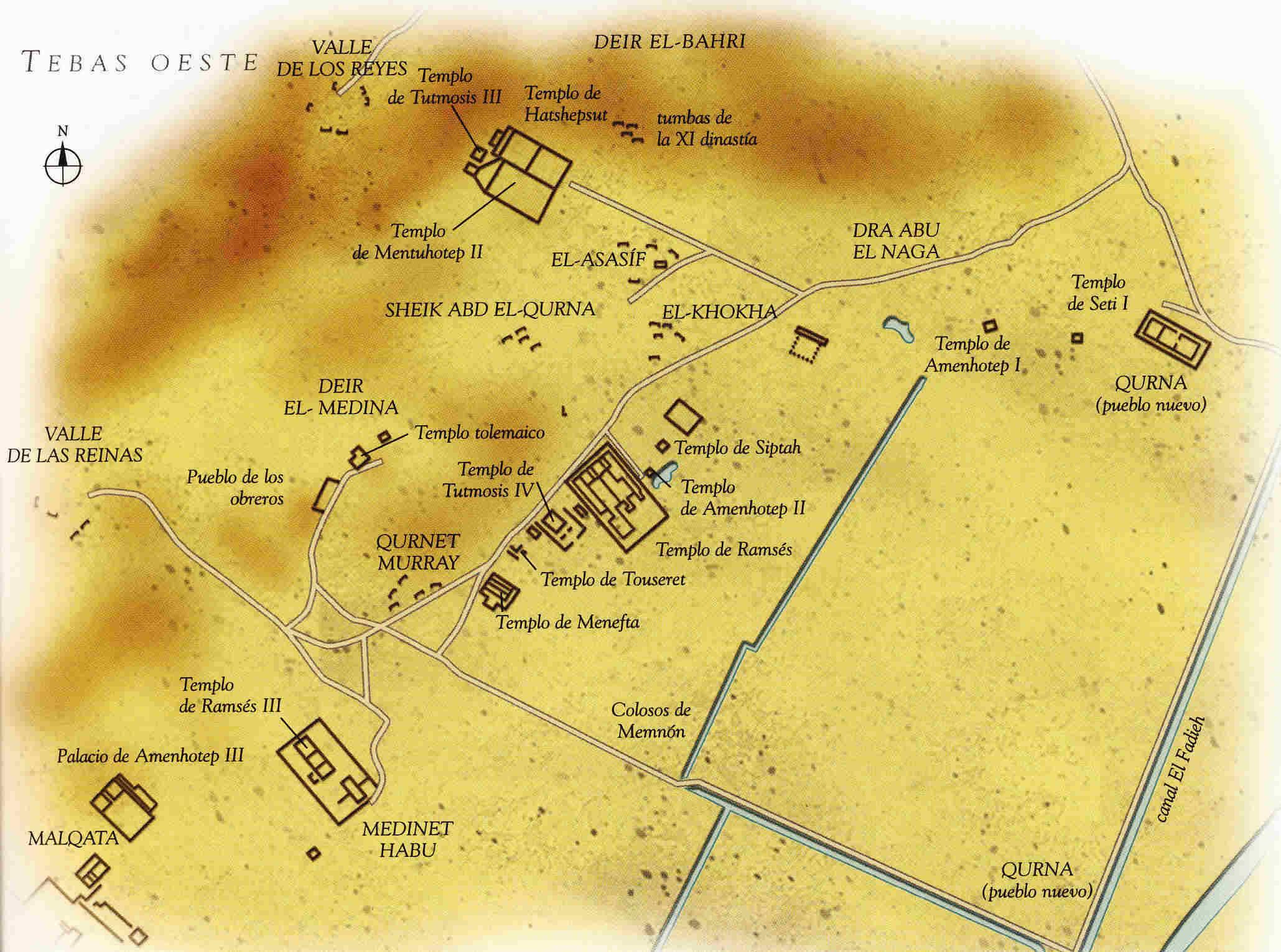 Dehir el Bahari a