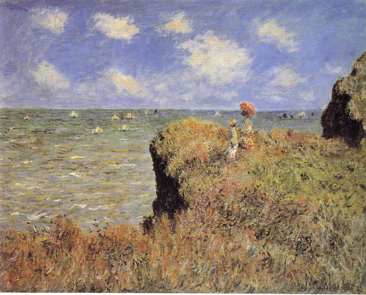 De Vetheuil a Poissy Claude Monet 13 La Pintura 178