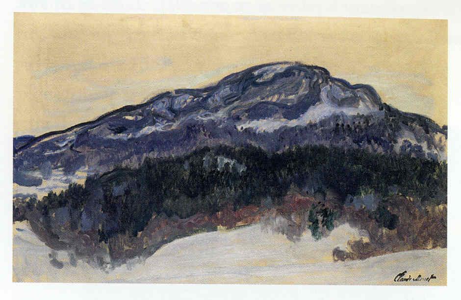 Los viajes de Claude Monet 18 Pintura 183