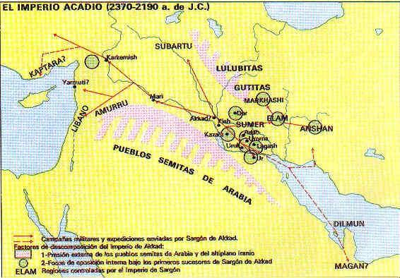 La vida en el antiguo Egipto Invasiones a