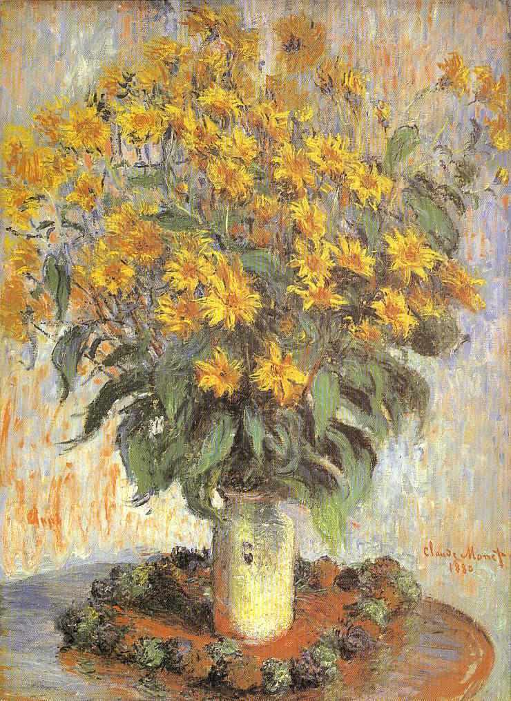 Primera Exposición individual de Claude Monet 11 La Pintura 176