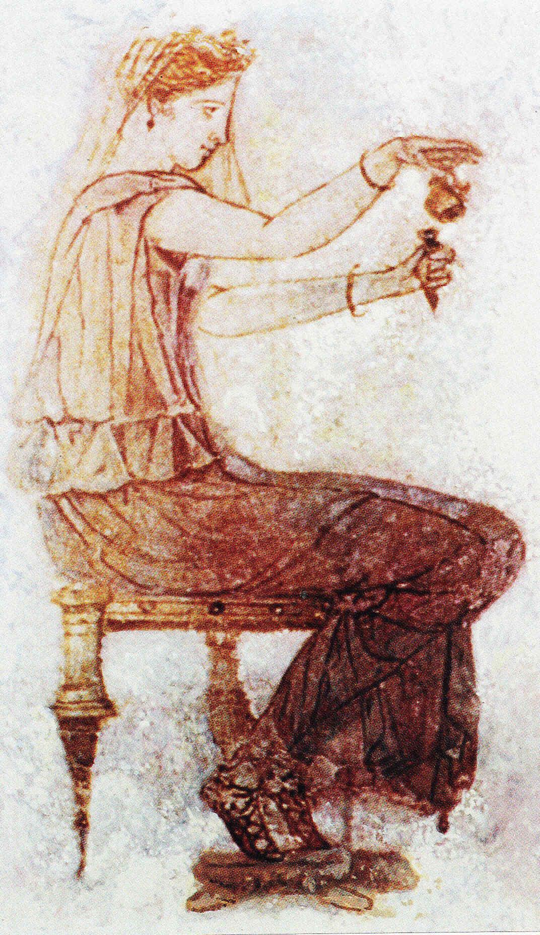 Egipto Antiguo 115 Un canje absurdo en Alejandría Ptolomeo XIII