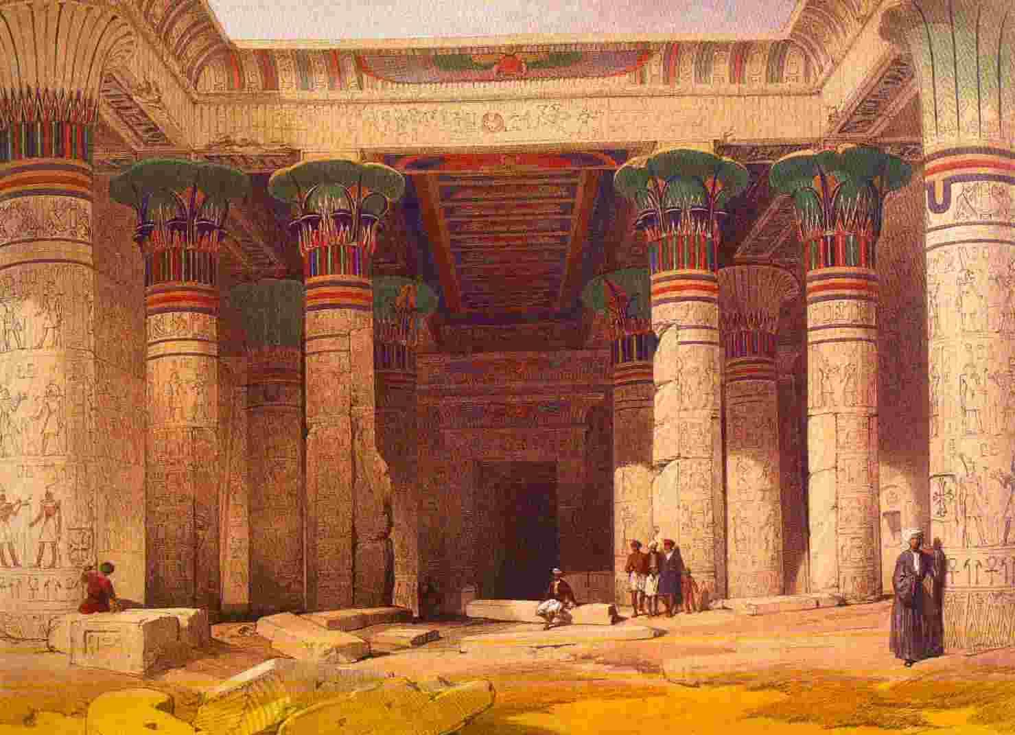Egipto en 1812