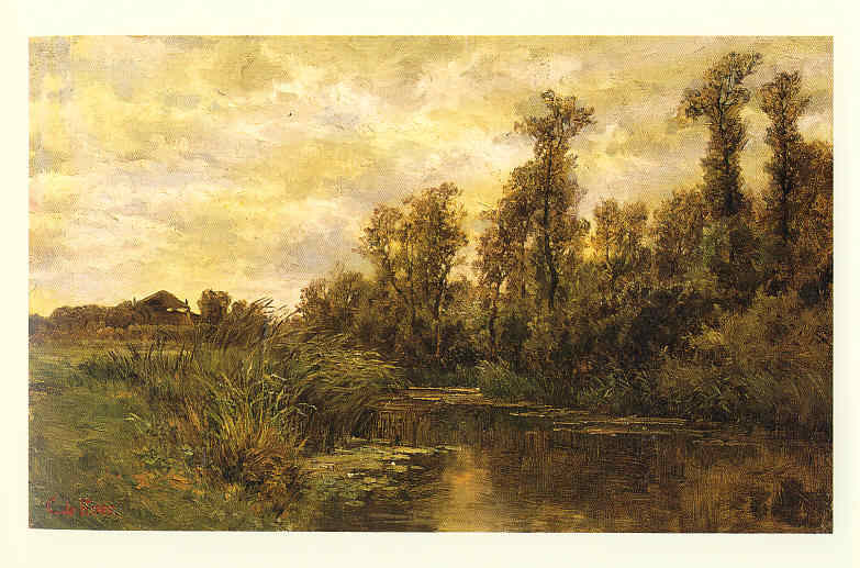 La Pintura 34 Carlos de Haes