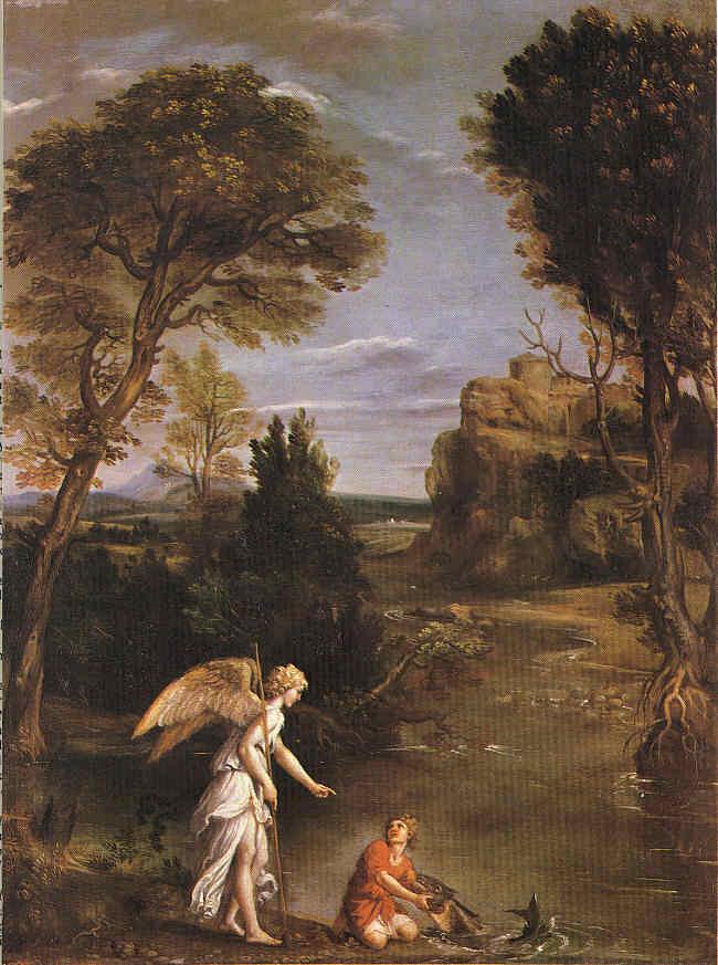La Pintura 38 El paisaje clásico