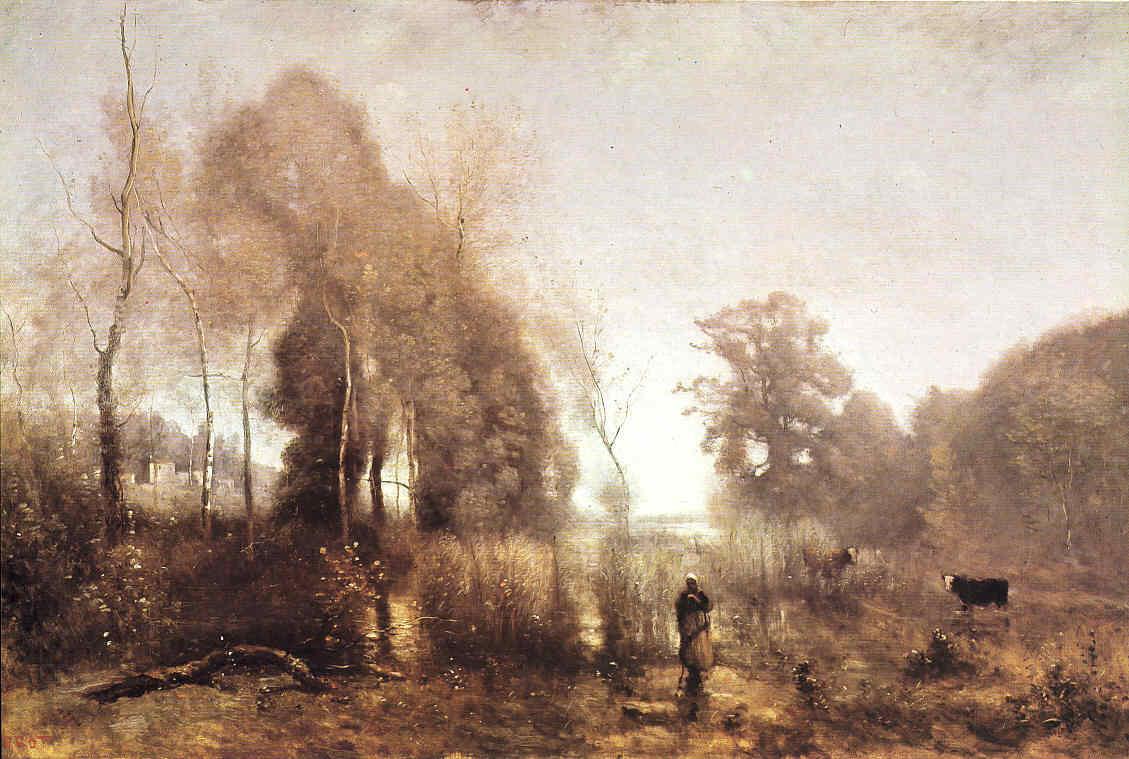 La Pintura 39 El paisaje cambiante