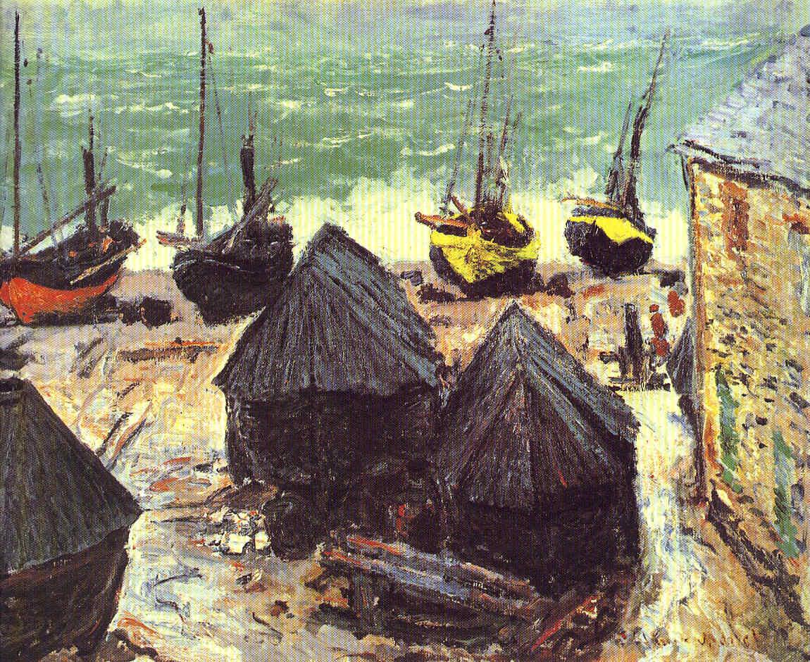 Estilo de vida Claude Monet Las series Pintura 165 166