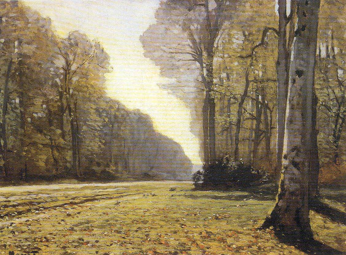Estilo de vida Claude Monet 3 La penuria Pintura 168