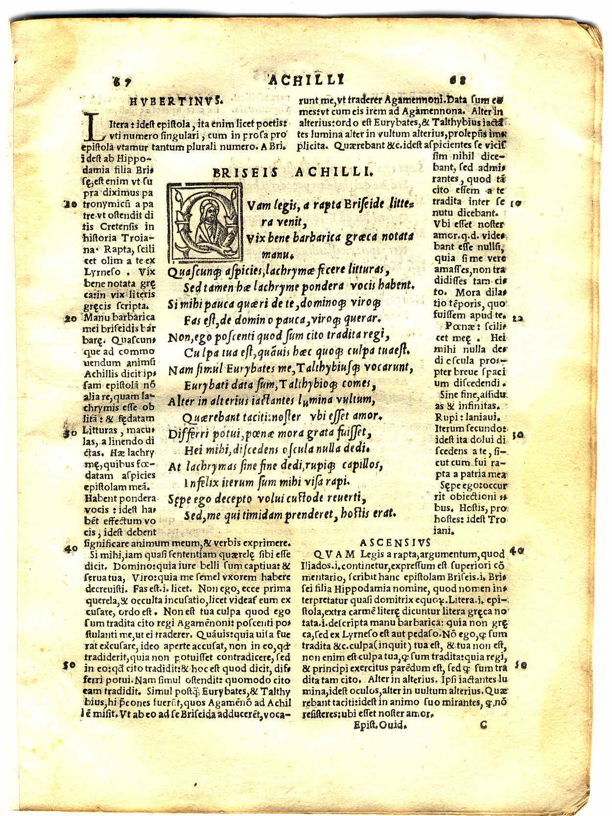Mi biblioteca 4 Las hojas en latín