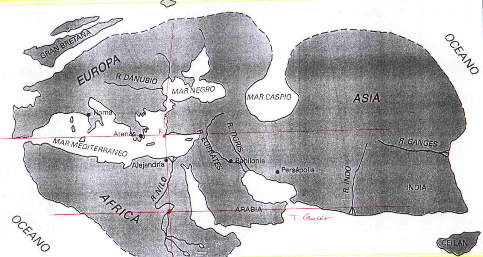 Eratóstenes y el pozo