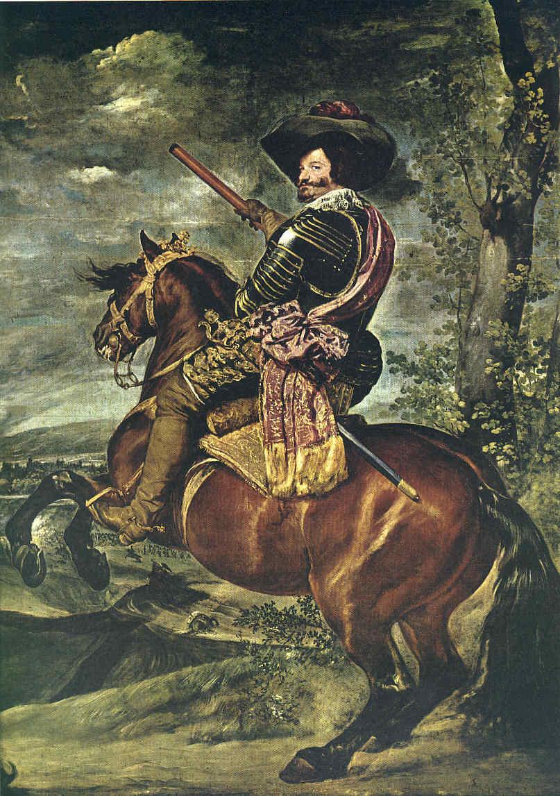 Pintura 31 Velázquez y el retrato real