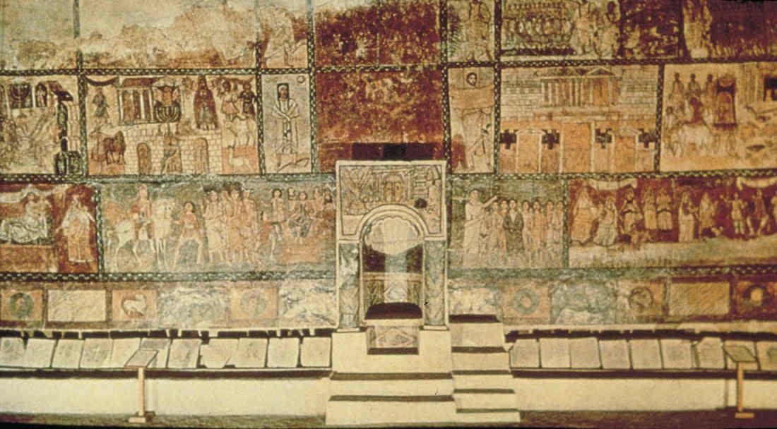 Falsedades del Cristianismo Los muros de la Sinagoga