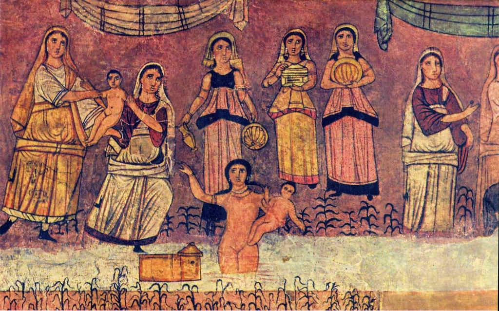 Falsedades del Cristianismo El Mitreo de Dura Europos