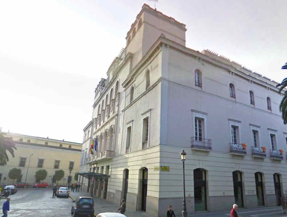Badajoz a principios del siglo XX 2