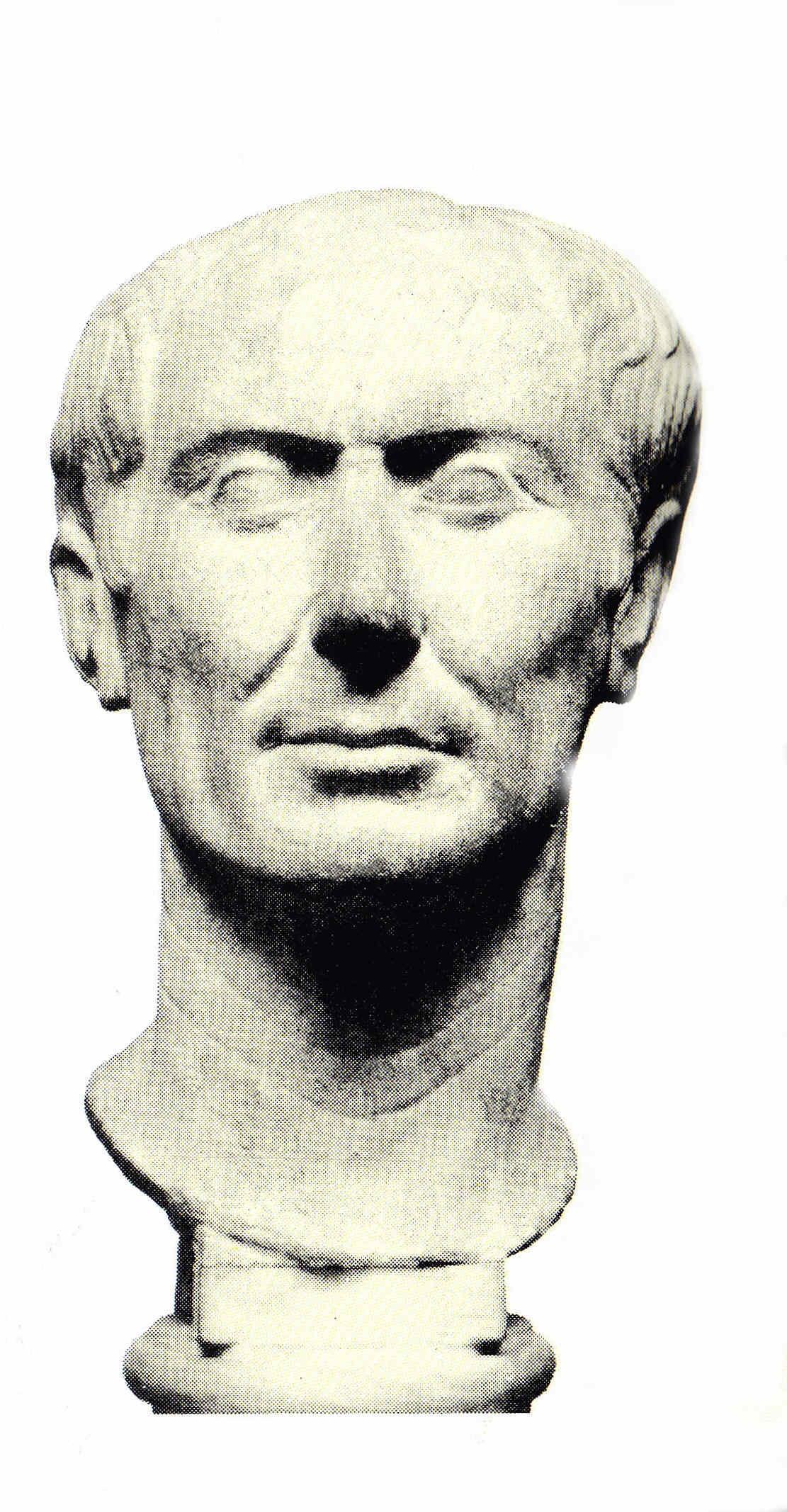 Egipto Antiguo 83 Julio César desembarca en Alejandría