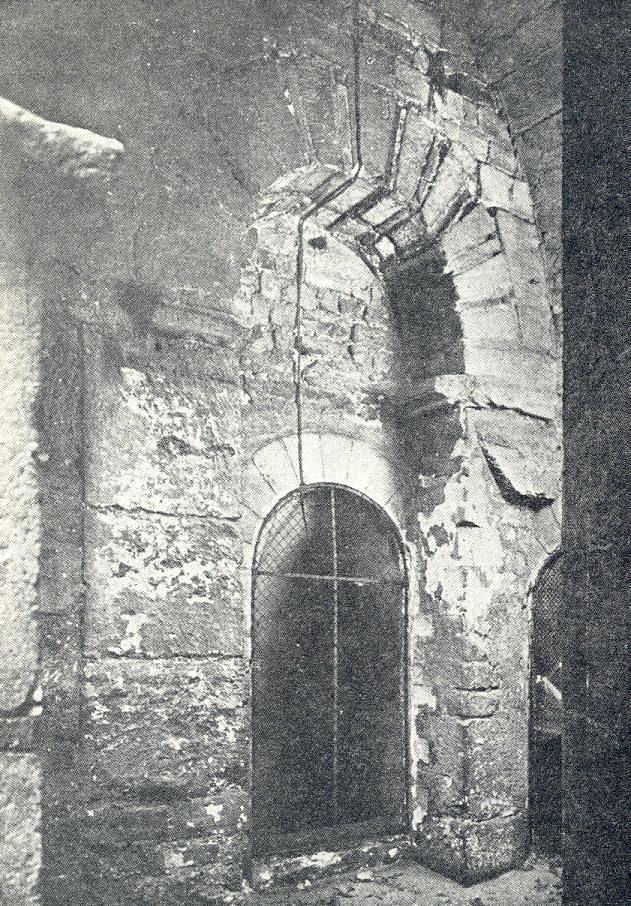 ¿Dónde estaba el Gólgota? Templo antiguo en Marsella, Francia.