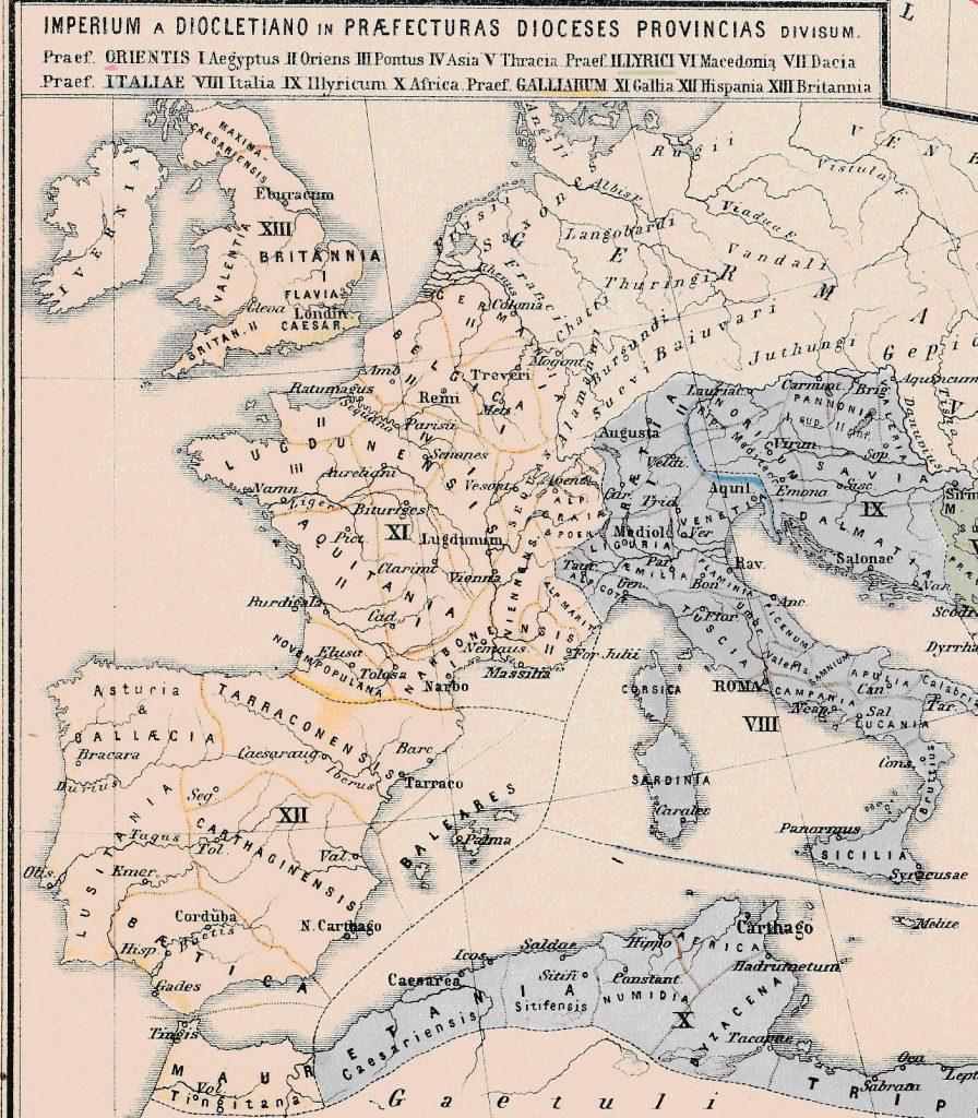 Resumen del siglo IV