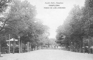 Pamplona 1900 La Taconera 4