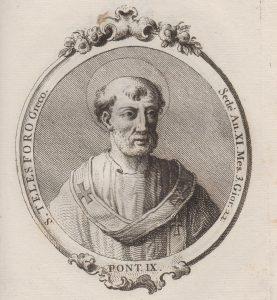 Los primeros Papas hasta Damaso