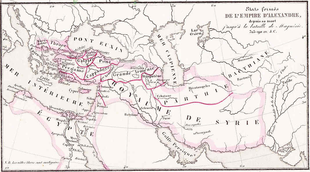 Atalo III y el fin del Reino de Pérgamo Mundo helenístico 39