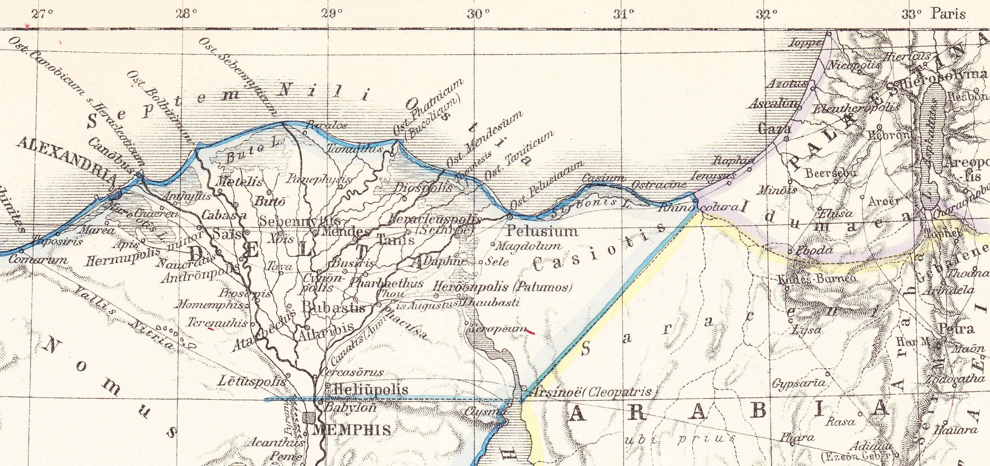 Egipto Antiguo 76 Planes frustrados