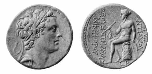 El Imperio Seleúcida 12 bajo Antíoco IV Epífanes y su muerte