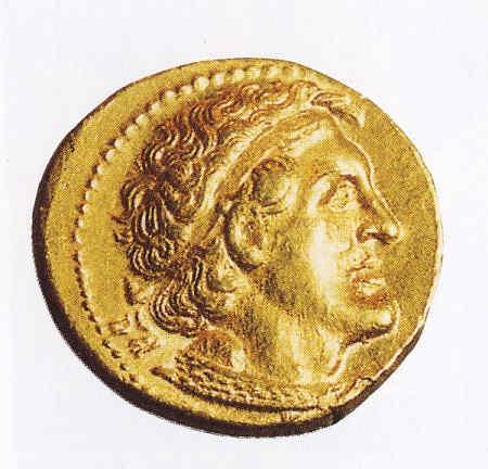 Reyes divinizados en el mundo helenístico 14