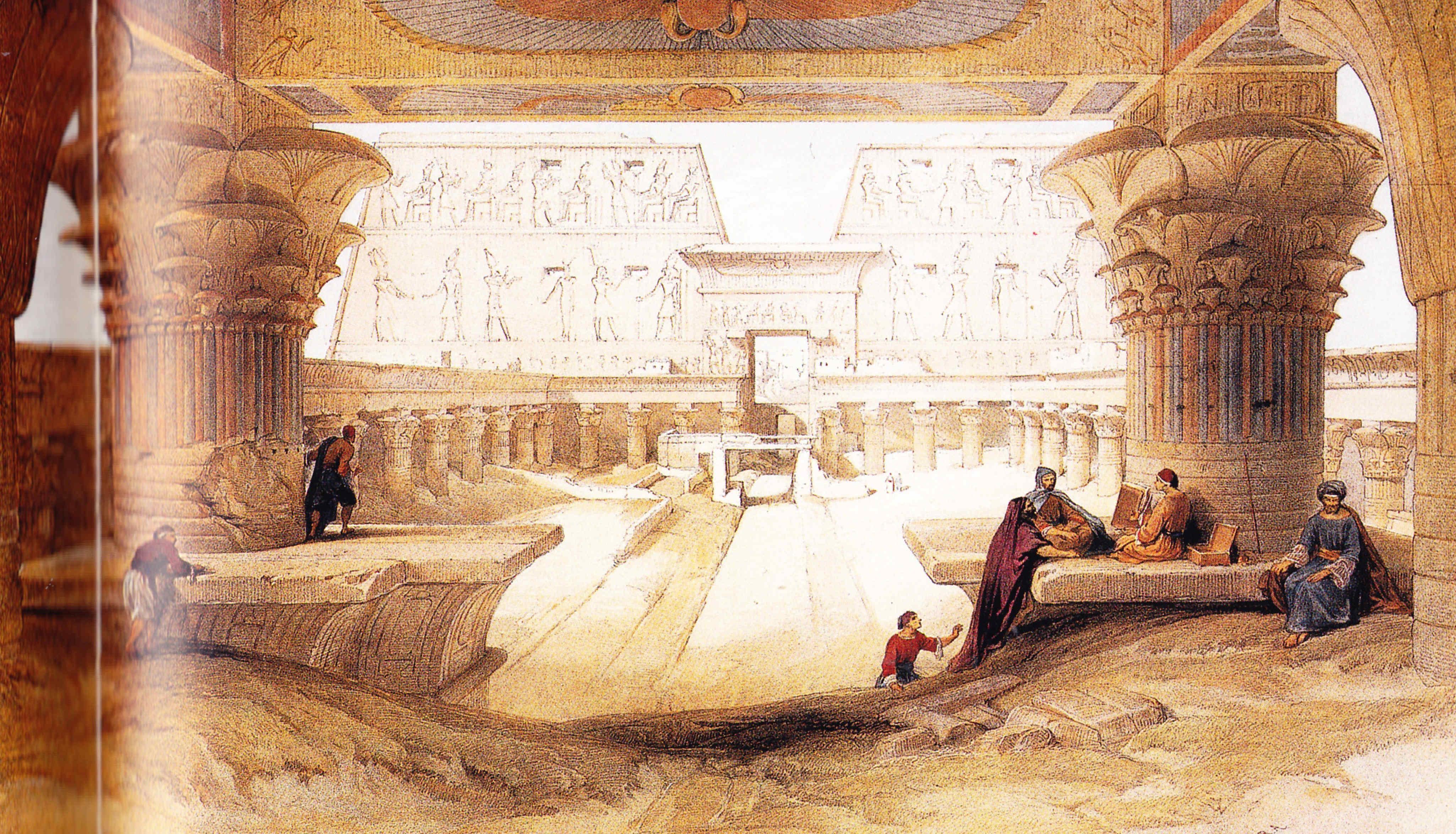 Egipto Antiguo 75 Todos pendientes de Pelusio