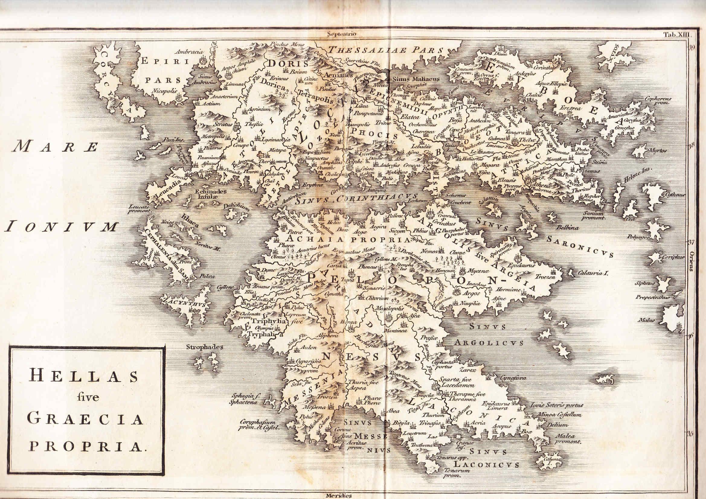 La Liga Acarnania y otras Mundo helenístico 64