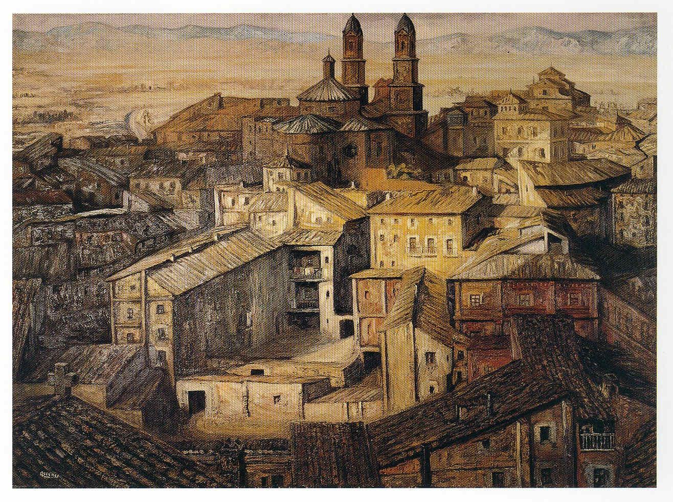 Adiós a Jose María Ascunce Pintores navarros 17 Pintura 151