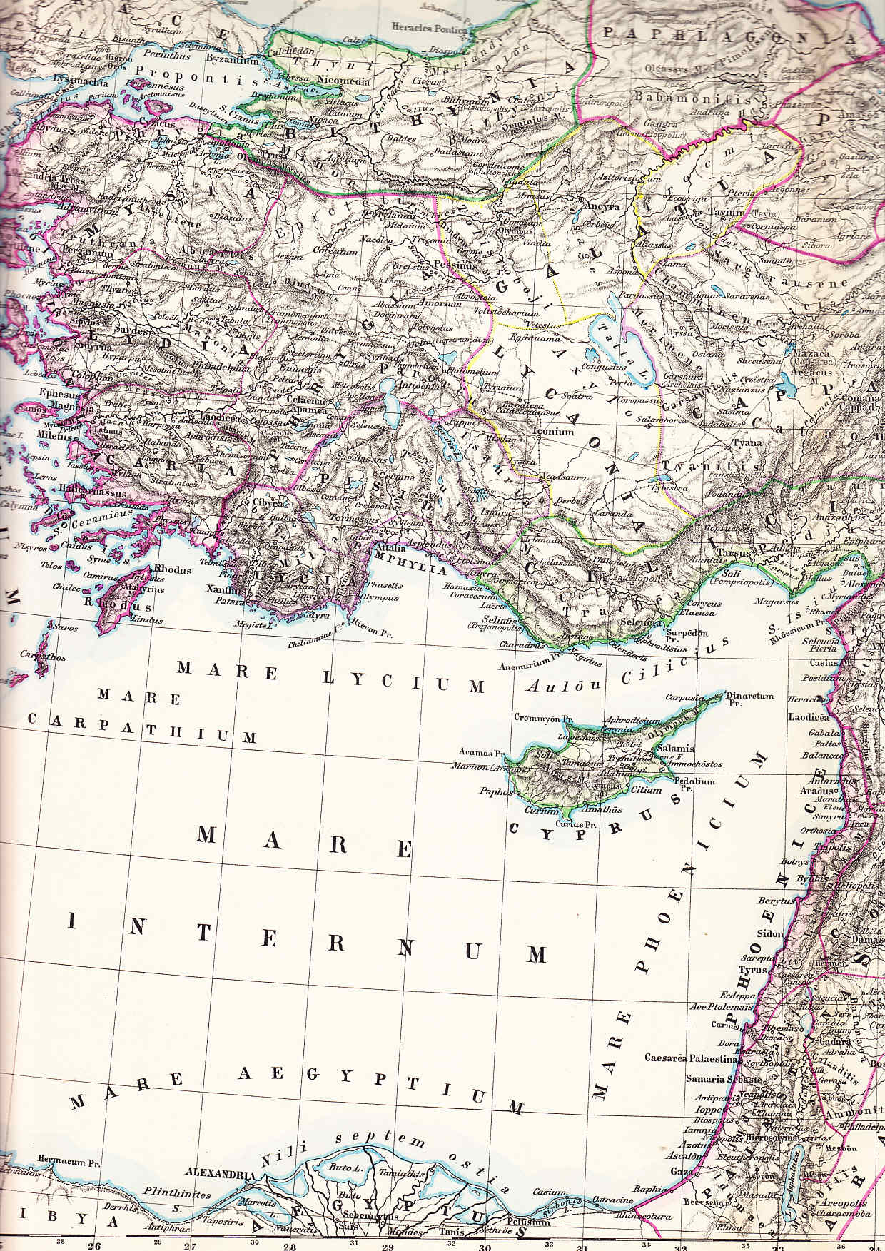 Egipto antiguo 23 y Ptolomeo II Filadelfo 7