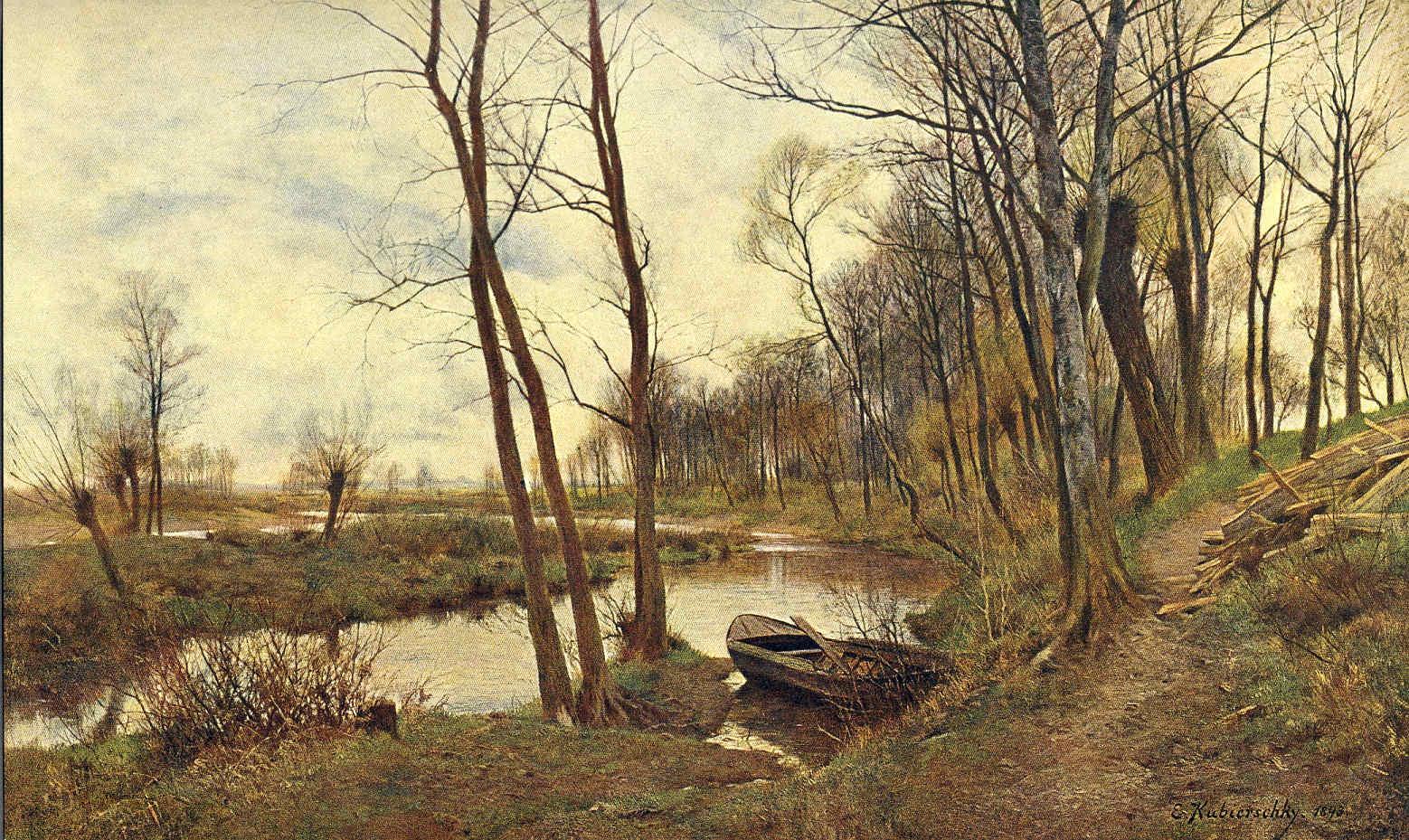 Pintores de paisaje olvidados y 2
