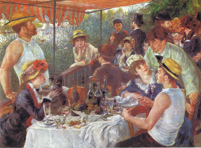 La Pintura 81 El Impresionismo 27 Cómo lucharon