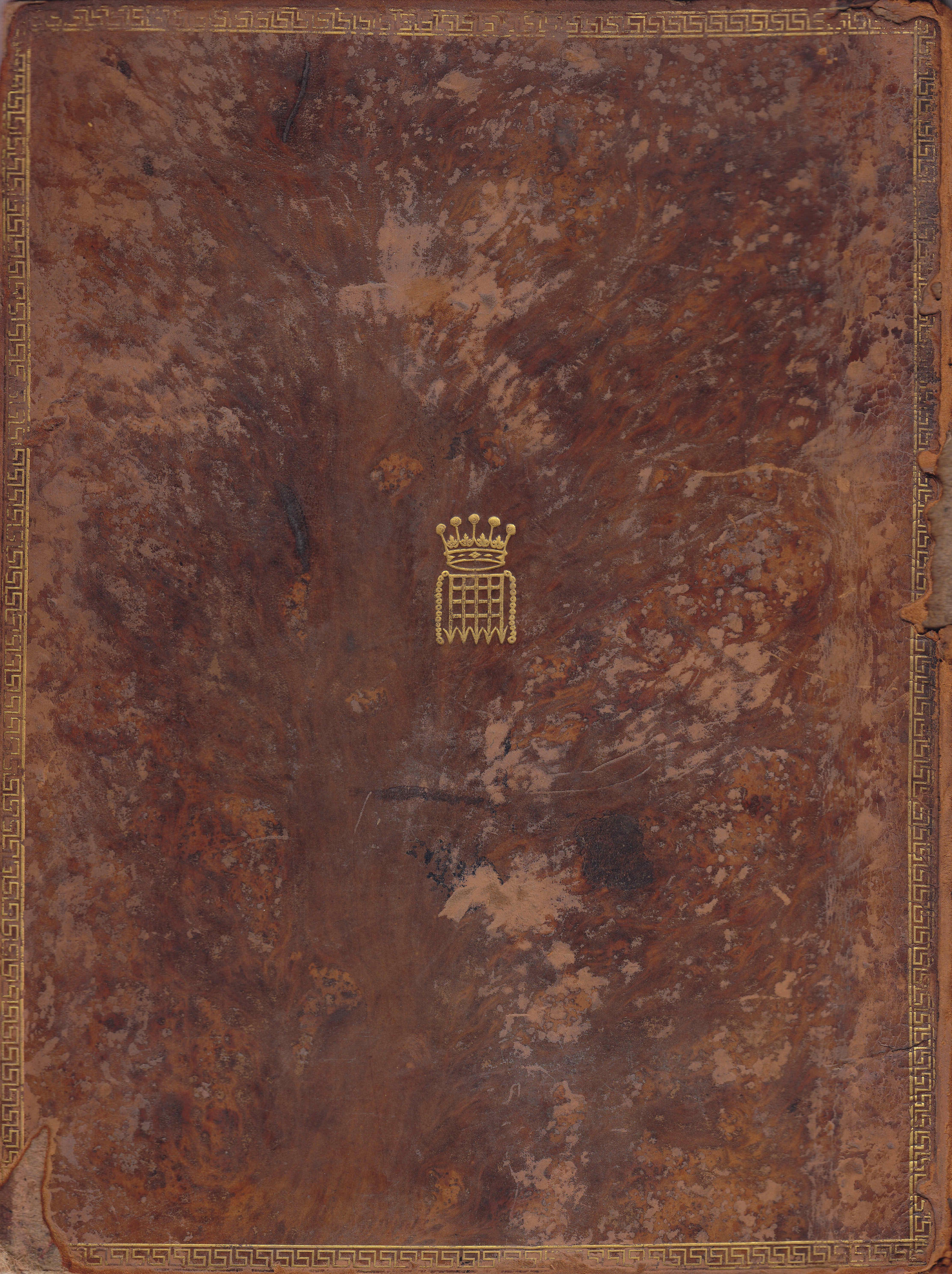 Restauración de libro antiguo y Sófocles 4